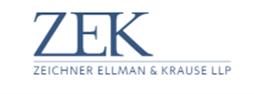 דניאל רובל – Zeichner Ellman & Krauselogo